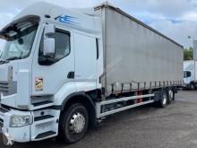Camión lonas deslizantes (PLFD) Renault Premium 460.26 DXI