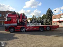 Camión caja abierta Volvo FH FH 460+PK 44002 8x Hydr.Ausschub Seilwinde 8x2