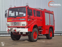 Renault tűzoltóság teherautó Midliner