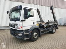 Camión multivolquete MAN TGM 18.290 4x2 BB 18.290 4x2 BB, Hiab Tele-Absetzanlage, Funk