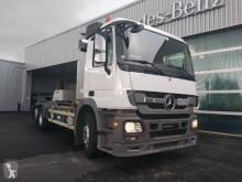 Camión Gancho portacontenedor Mercedes Actros 2536 NL