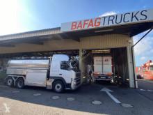 Camión cisterna alimentario Volvo FM 410 fm-410 6x2 milchtank isoliert jansky typ 300499