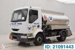 Ciężarówka cysterna produkty chemiczne Renault Midlum 180