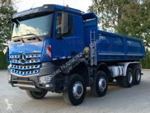 Ciężarówka wywrotka trójstronny wyładunek Mercedes Arocs 4142 8x8 BB EURO6 Dreiseitenkipper