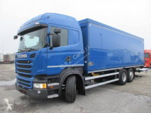 Camión furgón Scania R 410