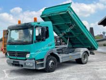 Camion tri-benne Mercedes Atego 822K Meiller Kipper 3 Seiten, 2xAHK