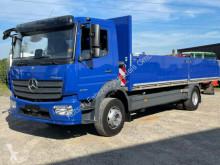 Camión Mercedes Atego Atego 1630L offene Pritsche caja abierta teleros usado