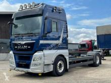 Ciężarówka MAN TGX TGX 18.480LL XXL AWL-Fahrgestell podwozie używana