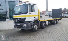 Ciężarówka Mercedes Actros pomoc drogowa-laweta używana