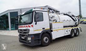 Ciężarówka Mercedes Actros 2636, pojazd asenizacyjny używana