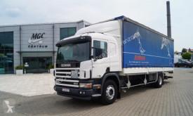 Ciężarówka Scania G firanka używana