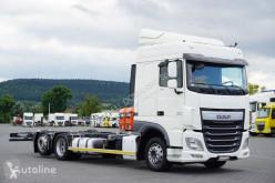 Camión chasis DAF / 106 / 460 / SC / EURO 6 / BDF / MEGA / RAMA 7,8 M