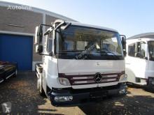 Camión portacontenedores Mercedes KAMAG Wiesel WBH 25