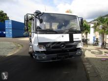 Camión portacontenedores Mercedes Wiesel WBH 25