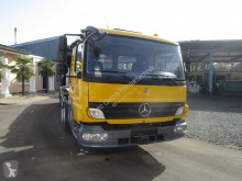 Camion porte containers Mercedes KAMAG Wiesel WBH 25