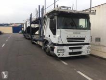 Iveco autószállító teherautó Stralis X-Way AD 340 X 40