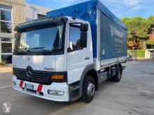 Camión Mercedes Atego 1217 lonas deslizantes (PLFD) usado