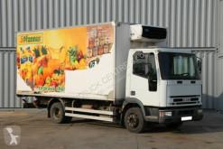 Camión Iveco EUROCARGO ML 100 E 17,CARRIER XARIOS 400, SERVED frigorífico usado