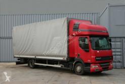 Kamion DAF LF 45.220, ALUMINUM SIDE PANELS, 16 PALLETS savojský použitý