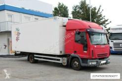 Ciężarówka Iveco EUROCARGO ML 75E18,CARRIER XARIOS 500,16 PALLETS chłodnia używana