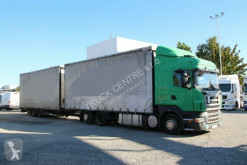 Caminhões cortinas deslizantes (plcd) Scania R 420,EURO 5,18 PALLETS+SCHWARZMULLER,18 PALLETS