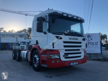 Camion Scania P 420 châssis occasion