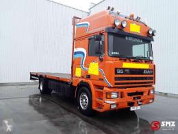 Camión caja abierta DAF 95