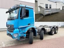 Camión volquete volquete trilateral Mercedes Arocs 4148 K 8x4/4 Grounder 4148 K 8x4/4 Grounder, Retarder, Bordmatik