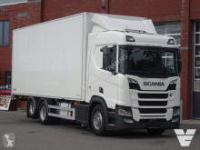 Ciężarówka chłodnia z regulowaną temperaturą Scania R 580