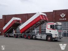 Camion remorque benne tri-benne Scania R 520