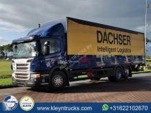 Caminhões cortinas deslizantes (plcd) Scania P 250