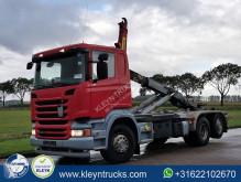 شاحنة ناقلة حاويات متعددة الأغراض Scania R 410