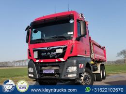Camión MAN TGS 26.460 volquete volquete trilateral usado