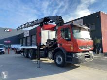Ciężarówka Renault Premium Lander 370.26 DXI platforma standardowa używana