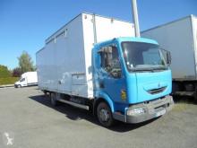 Ciężarówka Renault Midlum 150 DCI furgon furgon drewniane ściany używana