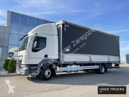 Ciężarówka Plandeka