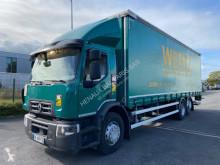 Camión lonas deslizantes (PLFD) Renault Gamme D WIDE