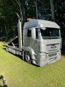 MAN autószállító teherautó TGS 18.400