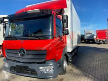 Ciężarówka Mercedes Atego Atego 816 4x2 Möbelkoffer 3-Sitzer furgon przeprowadzka używana