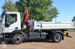 Camión volquete volquete trilateral Iveco Eurocargo 160E250 Eurocargo Kipper/Kran Funk orig.59500km
