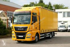 Camión MAN TGX 26.440 XXL / Plane 8,1m / Hubdach / Edscha lonas deslizantes (PLFD) usado