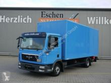 Ciężarówka MAN TGL 12.180 Koffer*Seitentür*Klima*1.Hd*A furgon używana
