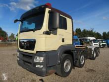 Camión chasis MAN TGS 35.480 8x4*6 Hydrodrive