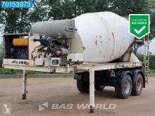 Müller Mitteltal concrete mixer concrete semi-trailer SF29BM/BT 9m3 Deutz Motor