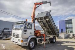Kamion MAN 18.224 trojitá korba použitý