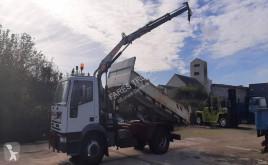 Lastbil Iveco Eurocargo 150 E 18 tector tre vagnar begagnad