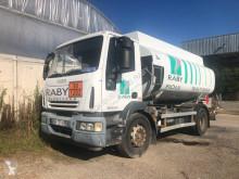 Caminhões Iveco Eurocargo ML 190 EL 28 P cisterna hidraucarburo usado