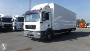 Teherautó MAN TGM 12.250 használt polcozható furgon