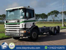 Lastbil chassis Scania P124