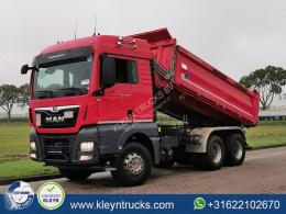 Ciężarówka wywrotka trójstronny wyładunek MAN TGS 26.460